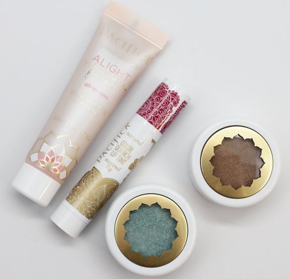 Pacifica Wanderlust Beauty Set 2 Pacifica Wanderlust Beauty Set Swatches and Review