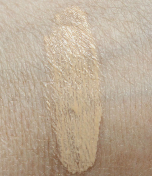 Prestige Flawless and Ready BB Beauty Balm in Light Swatch