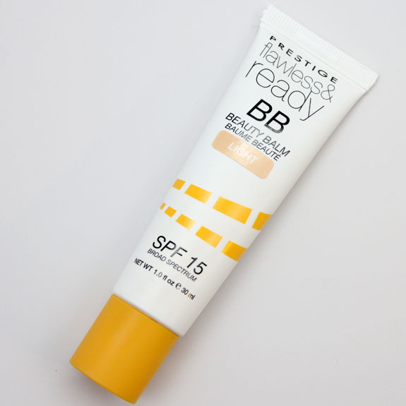 Prestige Flawless and Ready BB Beauty Balm in Light