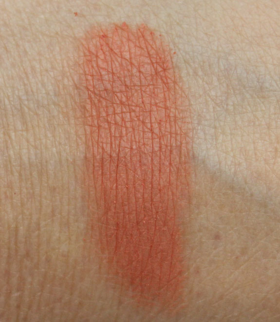Smashbox Halo Long Wear Blush in Peachy Dream Swatch