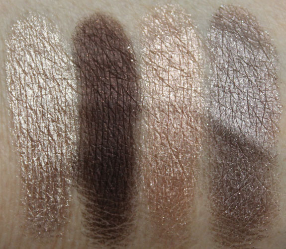 Sonia Kashuk Moroccan Dunes Eye Palette Swatches