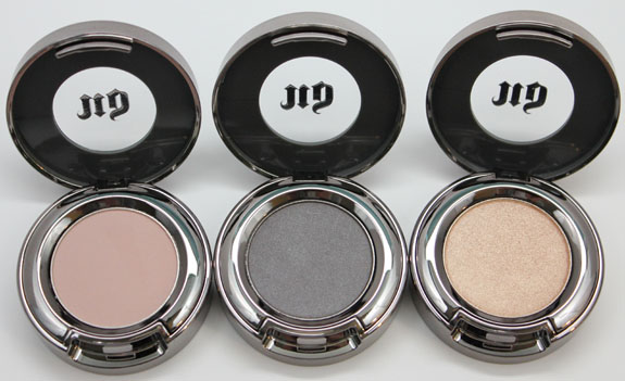 Urban Decay Eyeshadow Summer 2013