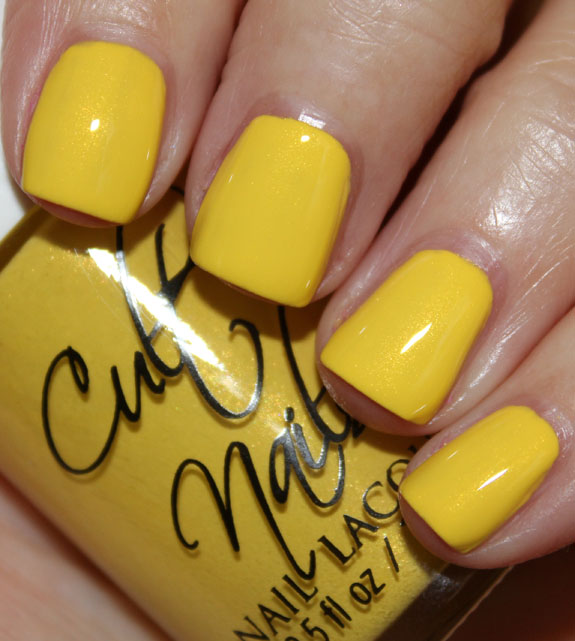 Cult Nails You're My Dandy Lion