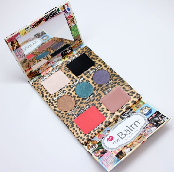 theBalm Balmbini Vol 2 2 theBalm Balmbini Vol. 2 Swatches and Review
