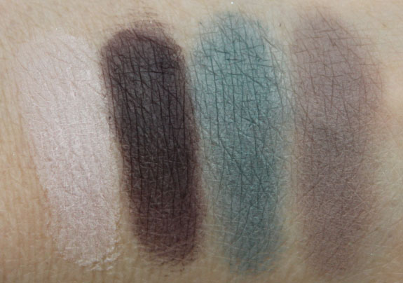 theBalm Meet Matte Swatches-2