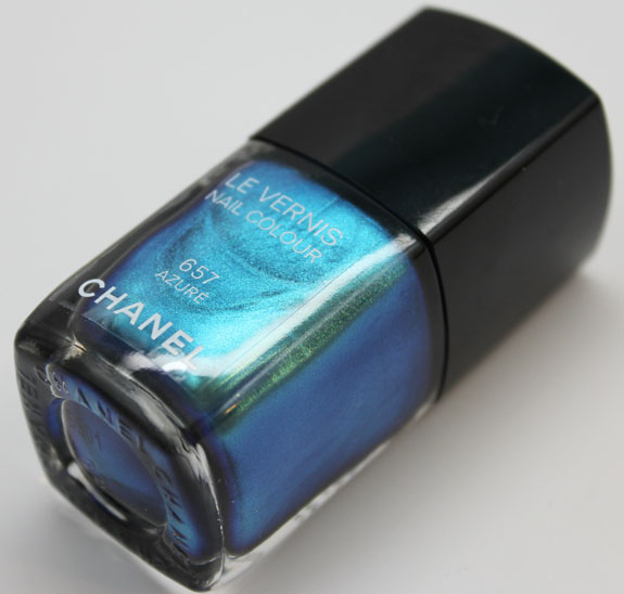 Chanel Azure Le Vernis Bottle