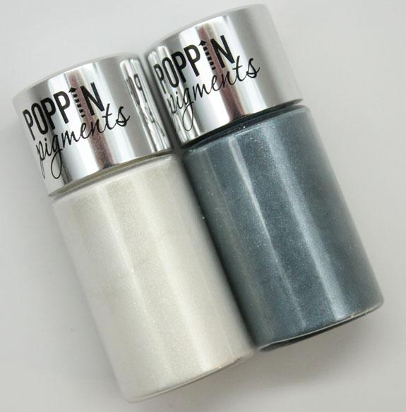 Hard Candy Poppin Pigments in Thunder & Lightning
