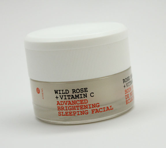 Korres Wild Rose Vitamin C Advanced Brightening Sleeping Facial