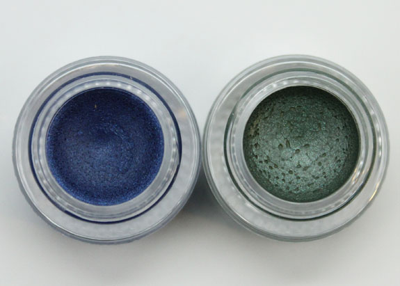 LORAC PRO Cream Eyeliner in Cobalt and Sage