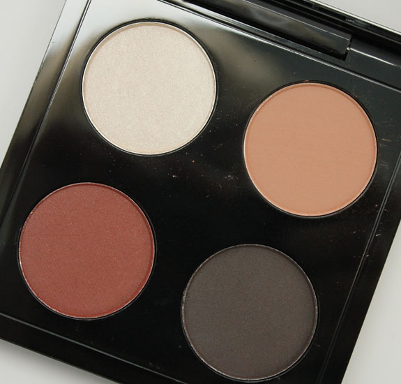 MAC Rimal Dahabia Eye Shadow x 4