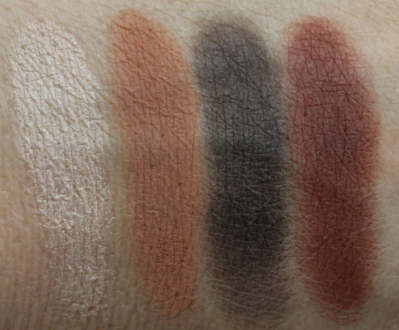 MAC Rimal Dahabia Swatches