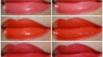 Make Up For Ever Aqua Lip Collage