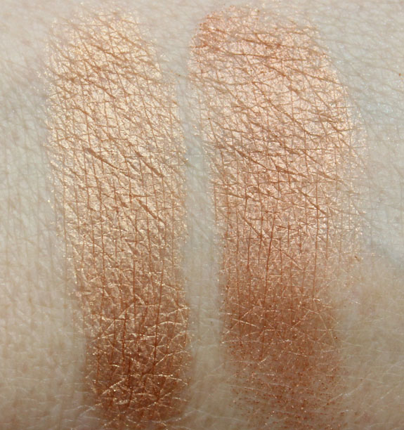 Milani Tantastic Baked Bronzer Swatches