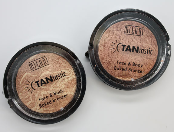 Milani Tantastic Baked Bronzer Milani TANtastic Face & Body Baked Bronzer Swatches and Review