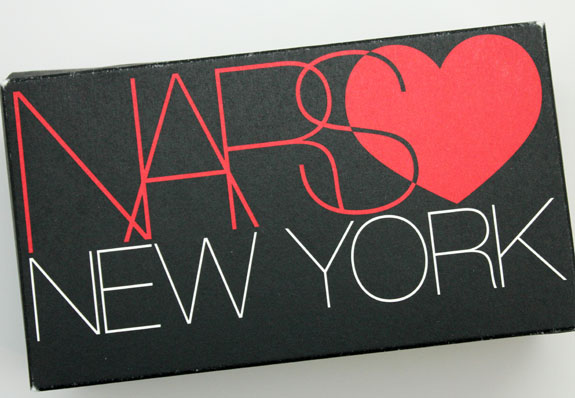 NARS Heart New York