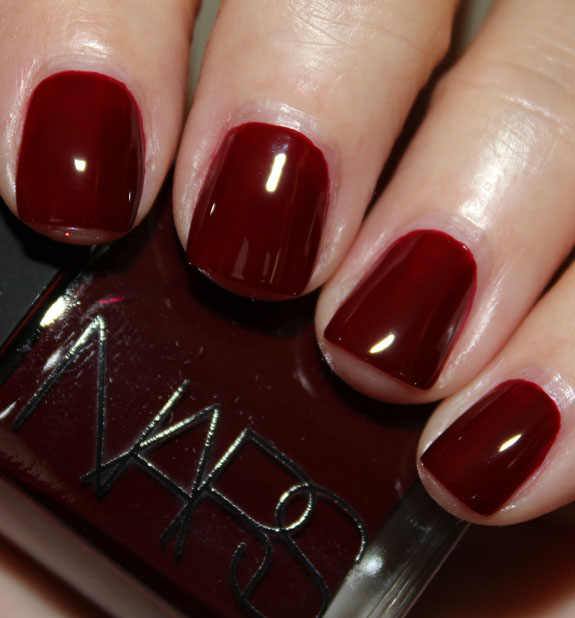 Nars Hearts New York Swatches And Review Vampy Varnish