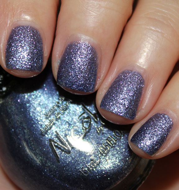 Nicole by OPI Blue-Berry Sweet On You
