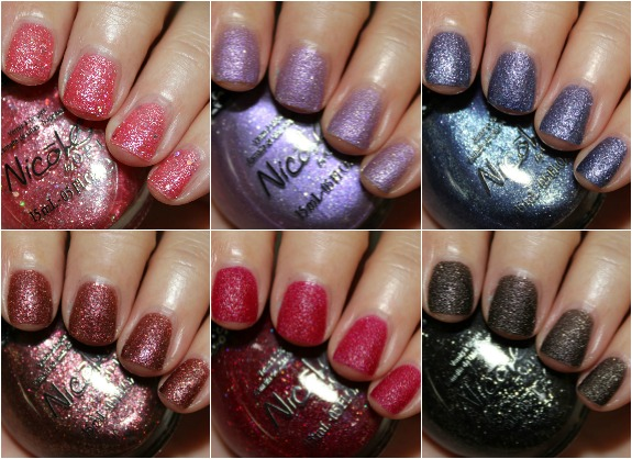 Nicole by OPI Gumdrops Collage