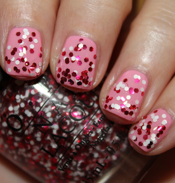 OPI Minnie Style over Chic From Ears To Tail