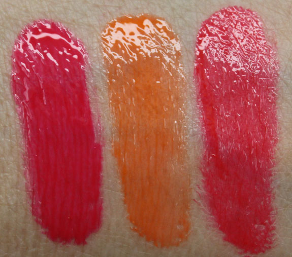 Obsessive Compulsive Cosmetics Lip Tar Stained Gloss Swatches 2 Obsessive Compulsive Cosmetics Lip Tar Stained Gloss Swatches and Review