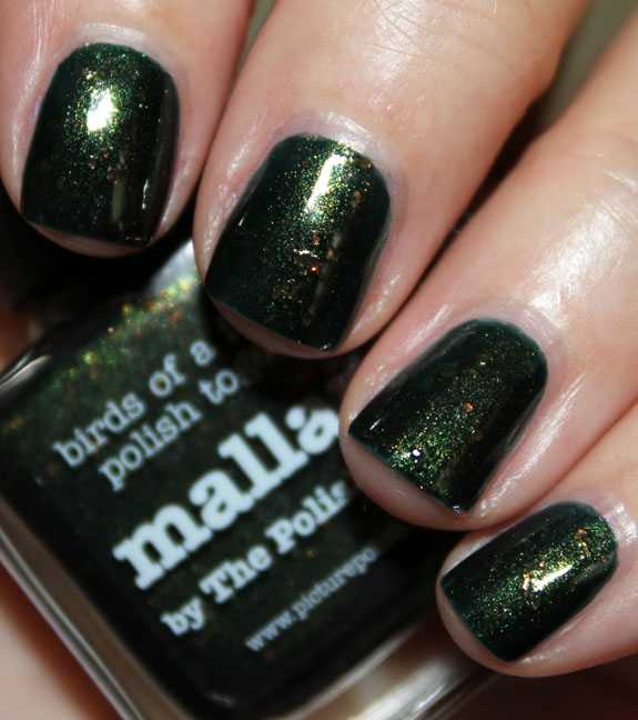 Picture Polish Mallard Swatch-2