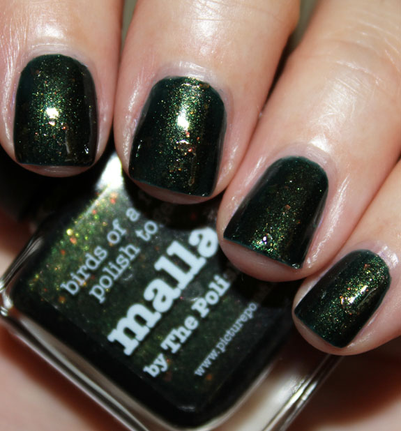 Picture Polish Mallard Swatch