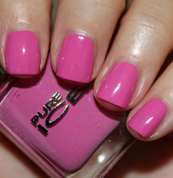 Pure Ice Fiesty Pure Ice Summer 2013 Nail Collection Swatches and Review