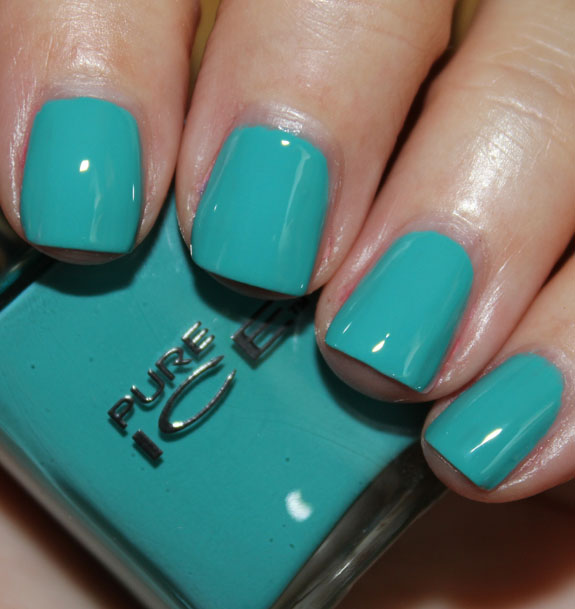 Pure Ice Summer 2013 Nail Collection Swatches And Review