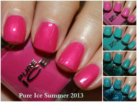 Pure Ice Summer 2013 Collection