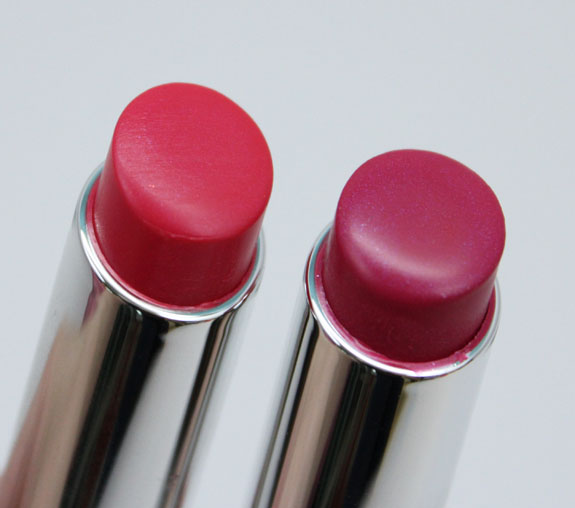 Revlon Lip Butter in Sorbet and Lollipop-3