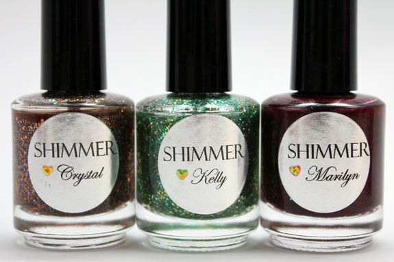 Shimmer Polish 2 Shimmer Polish Swatches and Review   Part I