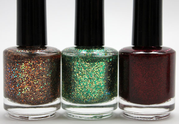 Shimmer Polish 3 Shimmer Polish Swatches and Review   Part I