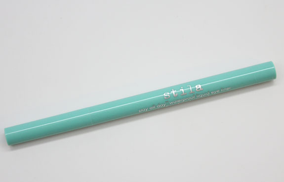 Stila Stay All Day Waterproof Liquid Eye Liner in Turquoise Stila Stay All Day Waterproof Liquid Eye Liner in Turquoise