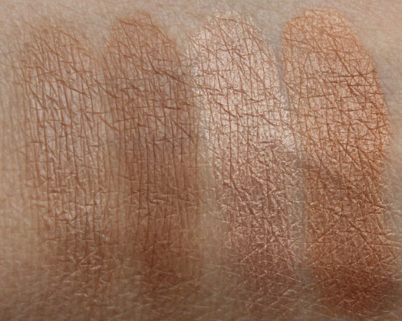 Too Faced Bronzer Swatches