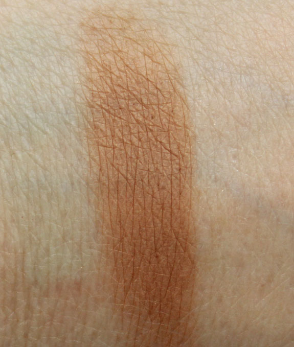 bareMinerals Ready Bronzer The High Dive Swatches