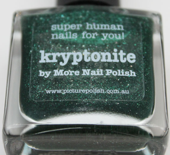 piCture pOlish Kryptonite by More Nail Polish-2