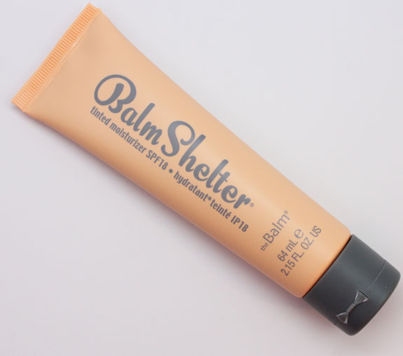 theBalm Balm Shelter Tinted Moisturizer SPF 18