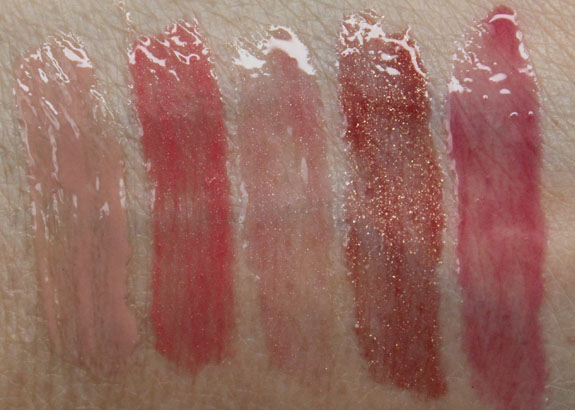theBalm Plump Your Pucker Swatches