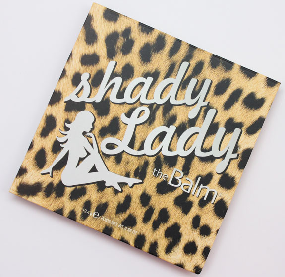 theBalm Shady Lady theBalm Shady Lady and Shady Lady Vol. 2 Swatches and Review