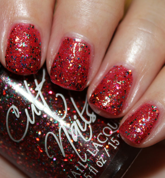 Cult Nails Just Because Swatch-2