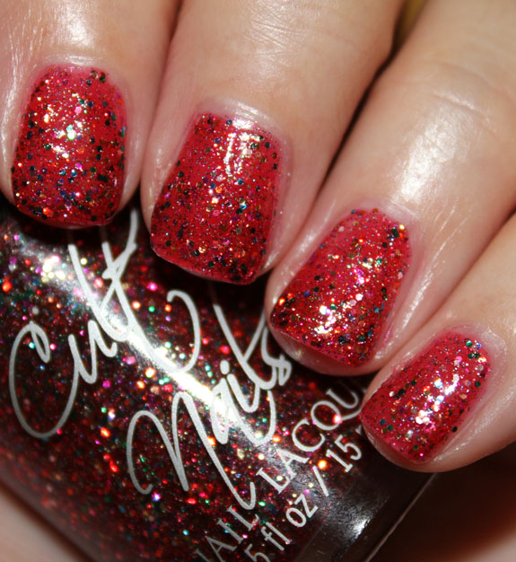 Cult Nails Just Because Swatch-3
