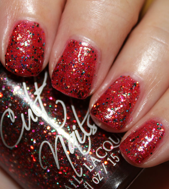 Cult Nails Just Because Swatch