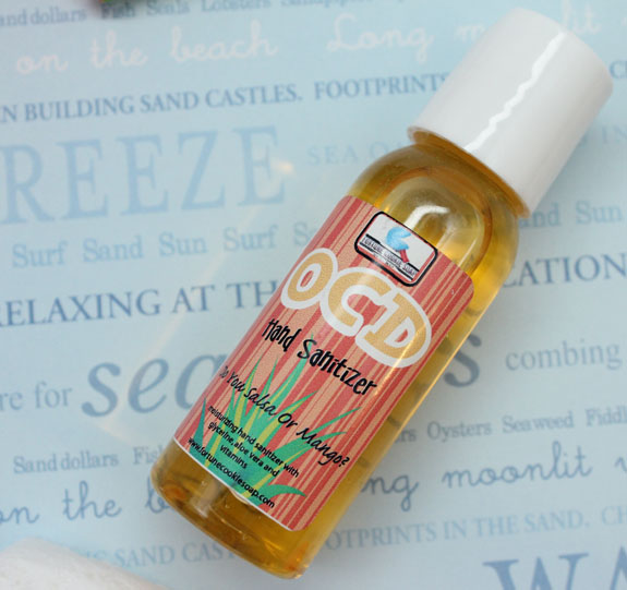 Fortune Cookie Soap OCD Hand Sanitizer Do You Salsa or Mango?