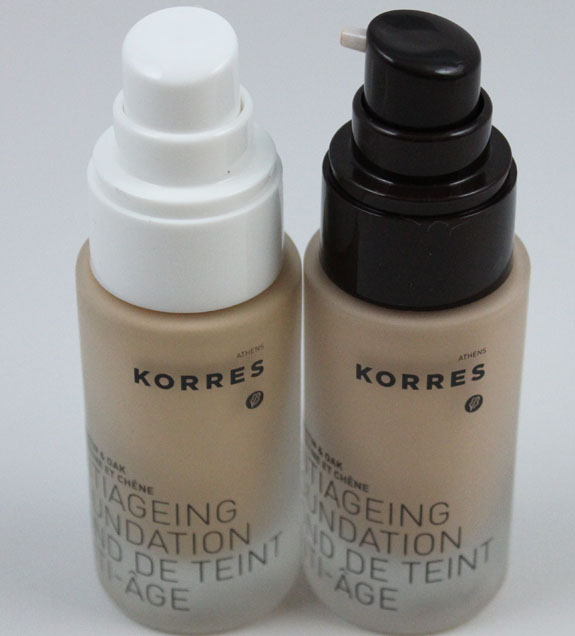 Korres Quercetin and Oak Antiageing Foundation-3
