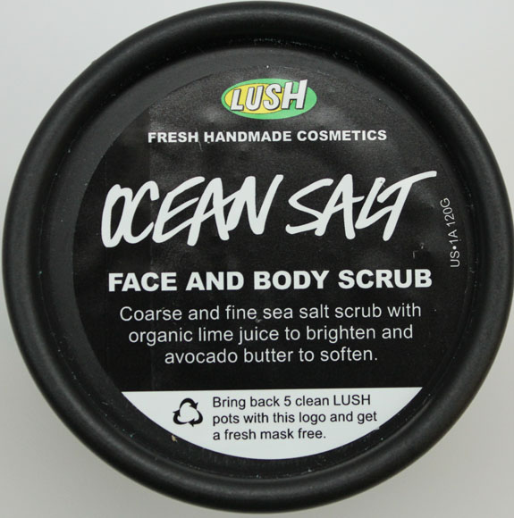 LUSH Ocean Salt Face and Body Scrub-2