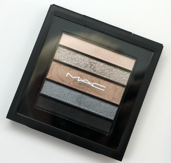 MAC Veluxe Pearlfusion Shadow Smokeluxe