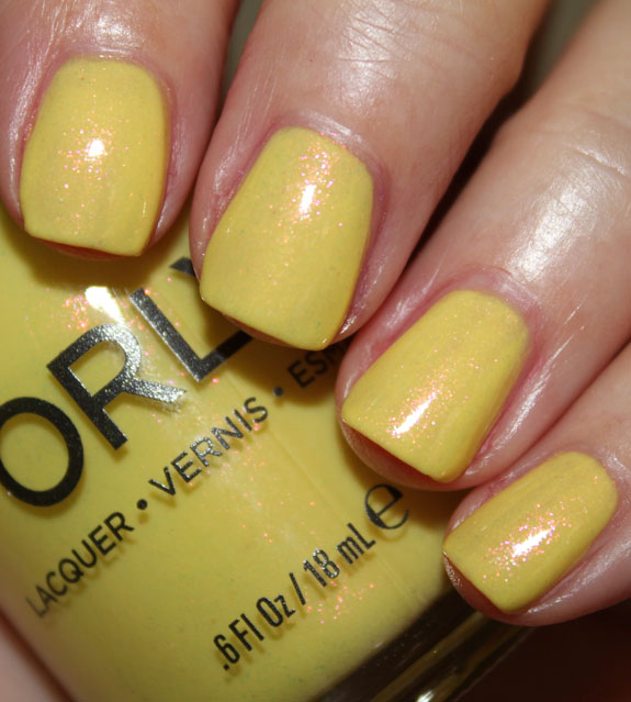 Orly Melodious Utopia Swatch-2