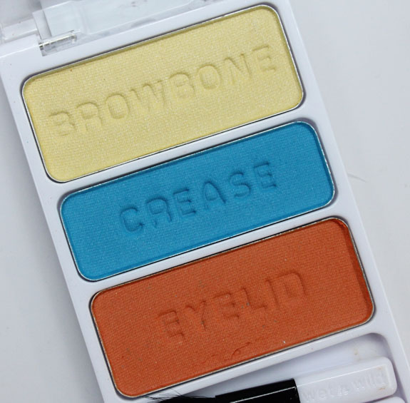 Wet n Wild Coloricon Eye Shadow Trio A Regular at the Factory