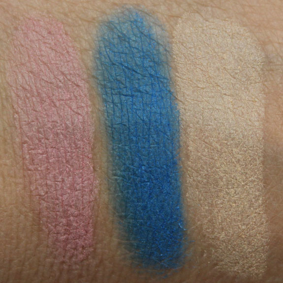 Wet n Wild Coloricon Eye Shadow Trio Hard Being the It Girl Swatches
