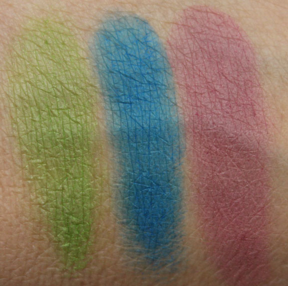 m Seeing Triples! Swatches